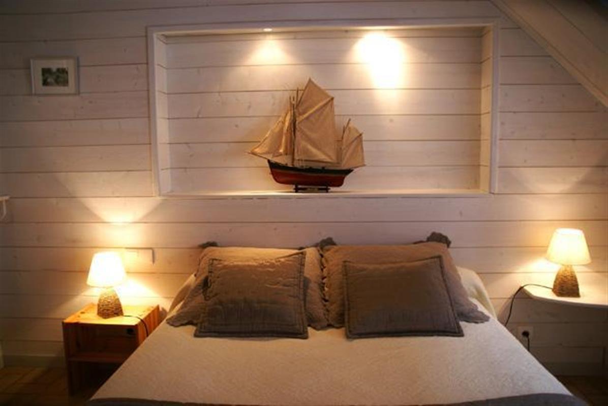 La chambre de charme le bilou de l 39 auberge de keringar - Chambre d hotes le conquet ...