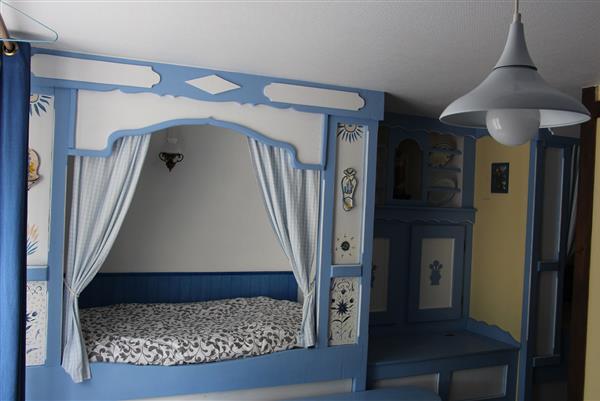 La chambre enez eussa de l 39 auberge de keringar h tel de charme au conquet en bretagne les - Chambres d hotes le conquet ...