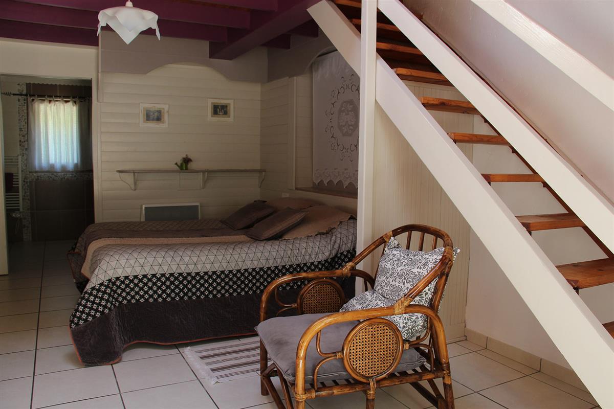 La chambre de charme la gr ve bleue de l 39 auberge de keringar pour 2 4 personnes le conquet - Chambres d hotes le conquet ...